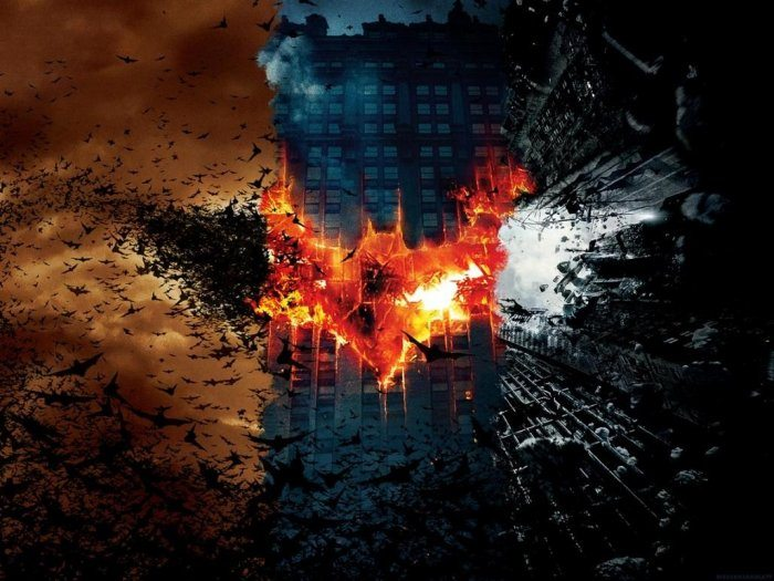 'The Dark Knight' Epic Trilogy' Trailer