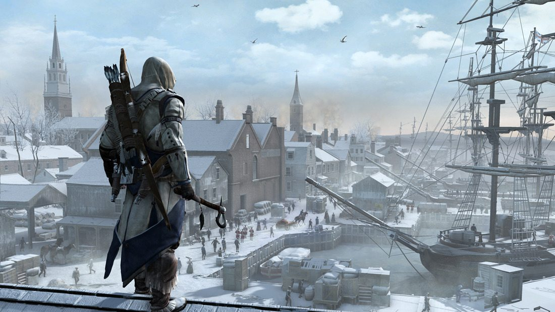 Assassin's Creed 3 (Boston)