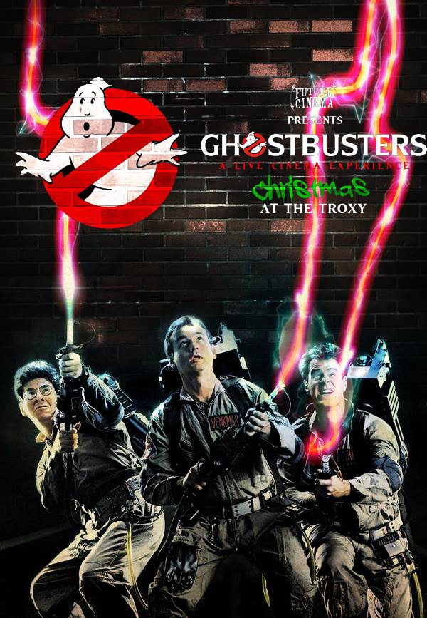 Ghostbusters Future Cinema